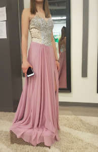 Brand New Recently Bought Prom Bridesmaid Dress Not Worn Sz 2-4