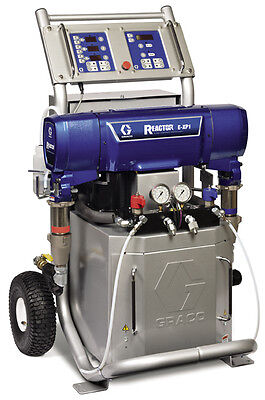 Graco Reactor E-xp1 - Proportioner 69a-230v 1-ph - Package 259024