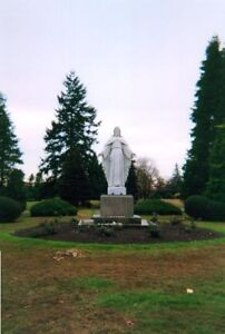 Burial Plots at Valley View Cemetery, Surrey, BC