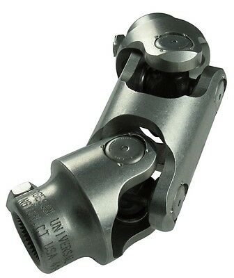 Borgeson 034940 Steering Universal Joint 3//4DD X 13//1 Steel Vibration Damper