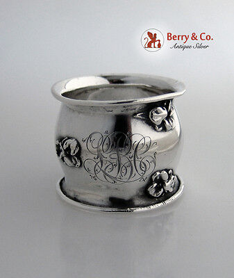 Sterling Silver Napkin Ring 1900