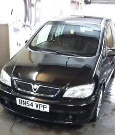 2004 Vauxhall Zafira 2.0 i Turbo 16v RARE GSi MODEL 5dr