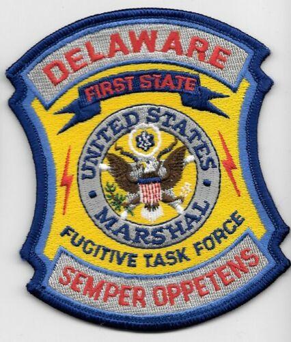 DELAWARE FUGITIVE TASK FORCE USMS FIRST STATE SEMPER OPPETENS (FIRE) DEL