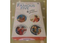 FAMOUS FIVE 4 BOOK SET