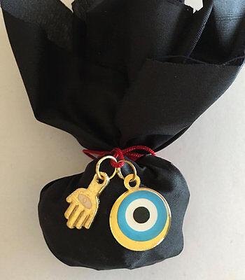 2x Powerful Kali Pratyangira Evil Eye Eradication Amulet - Protect Home Family