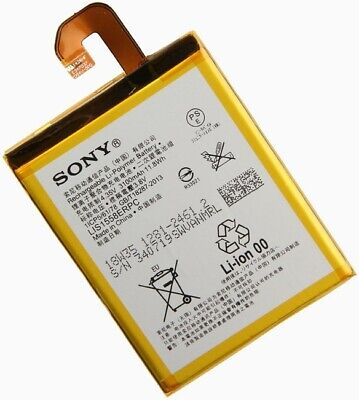 Original Sony Xperia Z3 Akku LIS1558ERPC D6603 D6633 D6653 Batterie 3100mAh  gebraucht kaufen  Mainz