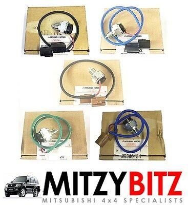 ALL 5 MITSUBISHI PAJERO SHOGUN 32 DiD 35 GDI MK3 99 15 TRANSFER BOX SWITCHES