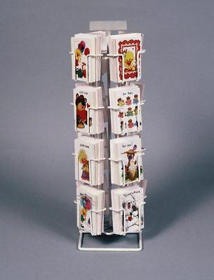 16 Pocket Gift Enclosure Card Greeting Display Rack Business Jewelry Usa Florist