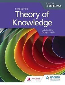 Theory of Knowledge Third Edition, Henly, Carolyn, Alchin, Nicholas, New Book