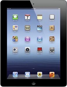 Apple ipad 3 with 4G  16gb -silver  Like New