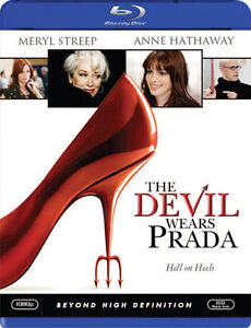 The Devil Wears Prada-Blu-Ray disc-Like new