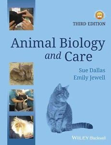 GoodAnimal Biology And Care 3Rd Edition PaperbackSue DallasEmily Jewell - Ammanford, United Kingdom - Contact me in the first instance if dissatisfied with your purchase. Most purchases from business sellers are protected by the Consumer Contract Regulations 2013 which give you the right to cancel the purchase within 14 days af - Ammanford, United Kingdom