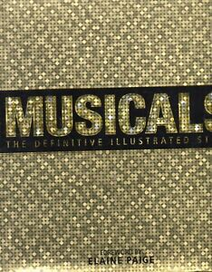 MUSICALS THE DEFINITIVE MUSICAL HISTORY NEW SAVE $34