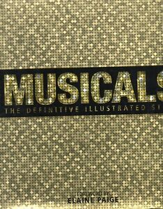 ILLUSTRATED HISTORY OF MUSICALS BOTH FILM & THEATER SAVE $32