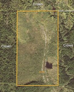 80 acres vacant land by Timmins, ON