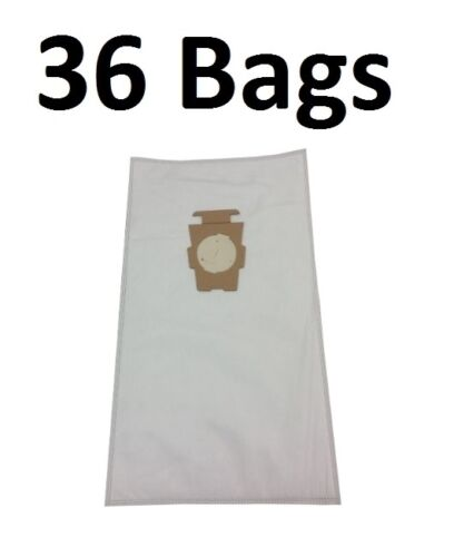 Hepa Cloth F Style 36 Vacuum Bags For Kirby Sentria 1, 2,...