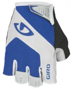 Giro Men Monaco Road Mountain Bike Cycling Leather Gel Palm Fingerless Gloves