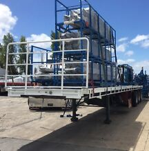 44ft flat top trailer freighter West Footscray Maribyrnong Area Preview