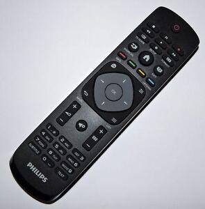 New philips 398gr8bd1nephh original remote control ebay for Philips telecomando