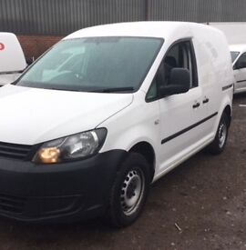 2013 VW CADDY, SIDE LOADING DOOR >SOLD< BUT MORE AVAILABLE