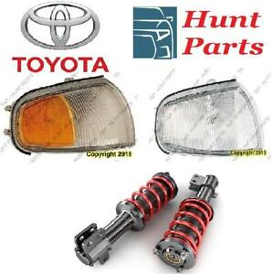 Toyota Camry 1987 1988 1989 1990 1991 Side Marker Lamp light Signal Spoiler Strut Assembly Shock Absorber Suspension