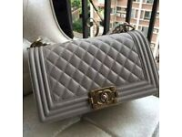 Chanel Leboy bag available