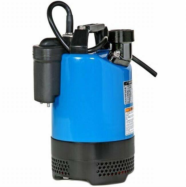 Tsunami Submersible Pump 2-inch Discharge 82 GPM w/ Electronic Shut-Off