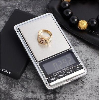 Sensative Electronic Micro Scale 500g0.01g Mini Small Jewelry Pocket Scale a_c
