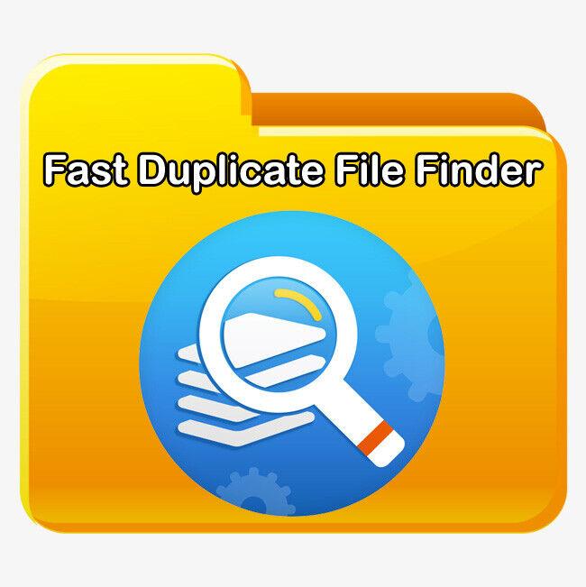 Fast Duplicate File Finder Software For Windows XP,Vista,7,8,10,2000,2003, & NT