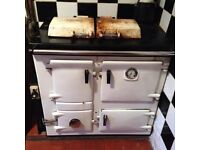 Rayburn Royal Cooker with back boiler