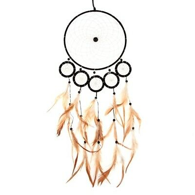 Dream Catcher Hanging Feathers Ornament Cars Decor Wall Home Handmade Decoration