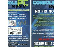 Computer and game console repairs