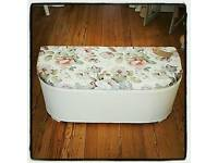 Pretty blanket box window seat for sale