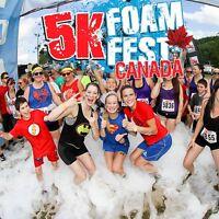 5K Foam Fest Ticket
