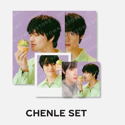 NCT DREAM CHENLE Official Goods 2021 SEASON