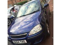 Vauxhall corsa LOW MILEAGE £880 ono.