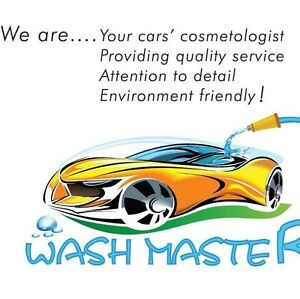 Wash Master Professional Car Detailing Service Osborne Park Stirling Area Preview
