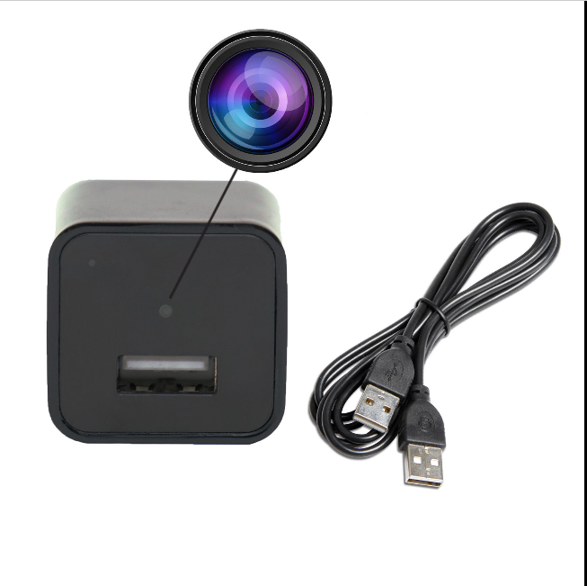 1080P Full HD Charger Motion Detection Loop Record 8-32GB Hi