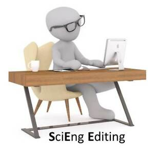 English Editing Service Specializing in Science and Engineering