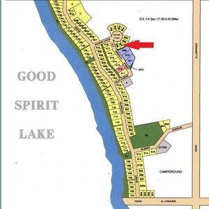 Good Spirit Lake Lot