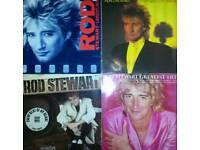 12 Rod Stewart 12: LP Album's 33 RPM