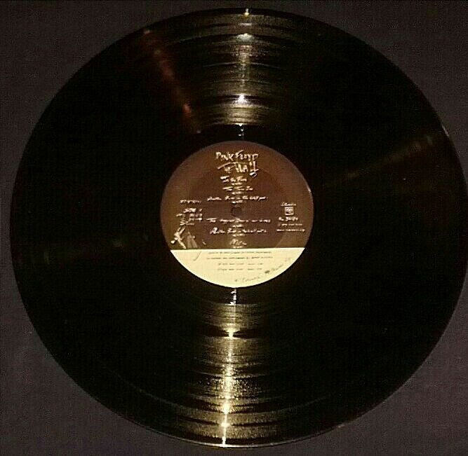PINK FLOYD The Wall COLUMBIA RECORDS 1979 Near Mint TERRE HAUTE PRESSING OOP