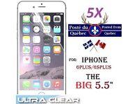 """3X Protecteur Ecran HD clair Apple iPad Mini 1 2 3 Clear Screen Protector 7.9/"""""""
