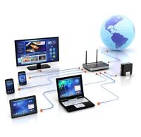 Computer Repairing, Internet Cable, Wifi, Networking, Wireless