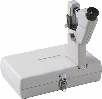 Portable Lensometer Battery Powered Optical Lensmeter Brand New