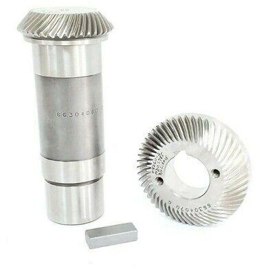 New Gleason Sumitomo 66304060r Spiral Bevel Gear Set 66304060g 66304070g 0426112
