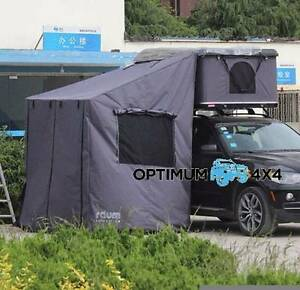 Hard Lid Gas Lift Auto Roof Top Tent + Side Annex Room Tullamarine Hume Area Preview