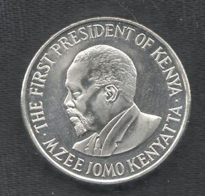 KENYA-1-SHILLING-AFRICA-2005-FDC-SCELLINO-mrm