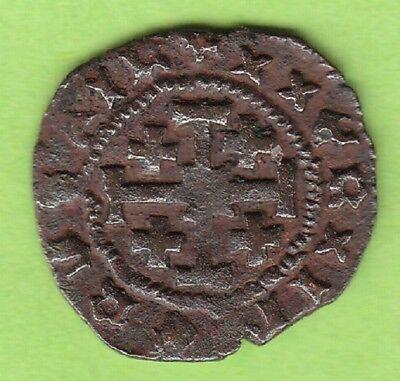 nsw-leipzig Zypern Sixain 1460-1473 Jakob II. sehr schön selten