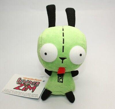 Alien Invader Zim Dog Suit Gir Mini Robot Plush Stuffed Doll 5.5In US ship Gift